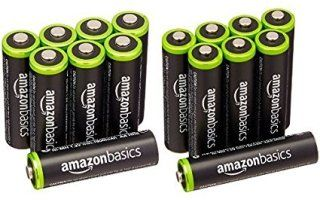 Rechargeable Aaa Batteries Reviews Rechargeable Batteries Aaa Batteries Batteries
