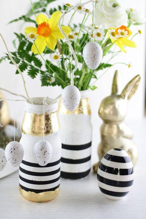 Elegante Osterdeko von Nanu-Nana & ein kleines Oster-DIY - Mary Loves