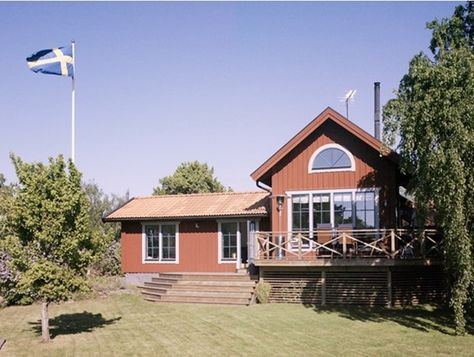 Urlaub Im Ferienhaus In Schweden Zu Mieten In Der See Und Meer Landschaft Sodermanland 1748 2 Schweden Urlaub Ferienhaus Style At Home