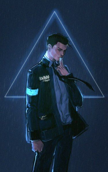 Connor from Detroit: Become Human | Misc  | Detroit become