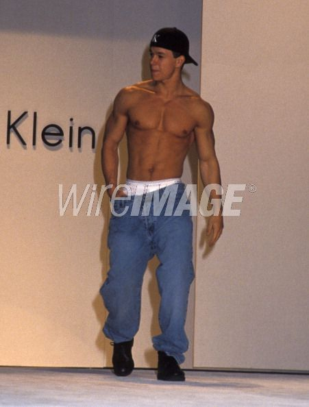 Mark Wahlberg can let his pants fall for me any day.