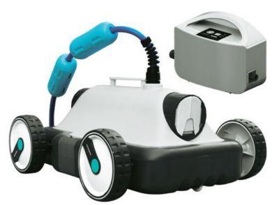 Robot Electrique Nettoyeur De Fond Mia En 2020 Robot Nettoyeur Nettoyage De Piscine Et Nettoyeur