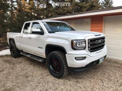 2018 Gmc Sierra 1500 20x9 1mm Fuel Stroke In 2020 Gmc Sierra