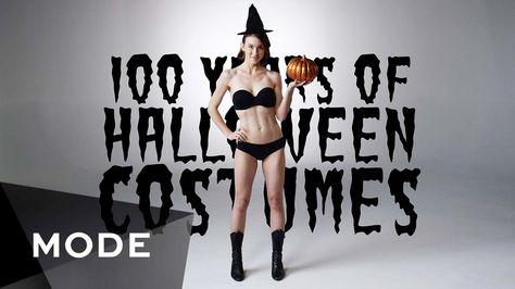100 Years of Fashion: Halloween Costumes ? Glam.com