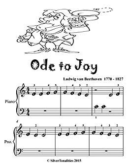Image Result For Ode To Joy Piano Sheet Music Beginner Piano
