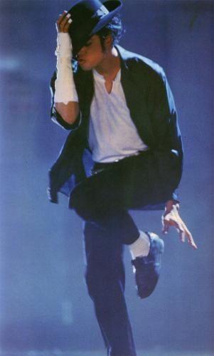 Michael Jackson Hot Foot