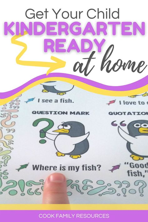 Get your child kindergarten ready at home. This post gives parents tips for getting ready for kindergarten at home.  Whether you are looking for help with how to teach kindergarten at home or you are looking for kindergarten readiness activities, this post has some very good literacy activities for kindergarten at home. #kindergartenreadinessparents #kindergartenskills #prekskills