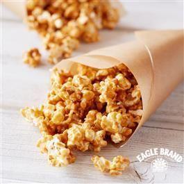 Caramel Popcorn Recipe Caramel Popcorn Milk Recipes Popcorn Recipes Caramel