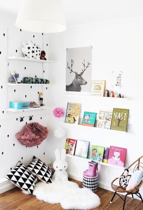 Little reading corner #splendidspaces