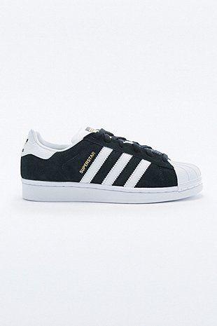 Adidas - Baskets Superstar noires et blanches ADIDAS SUPERSTAR B&W ...