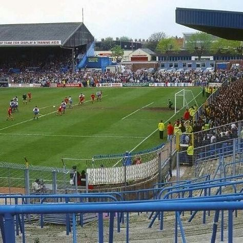 followforfollow Goldstone Ground home of...