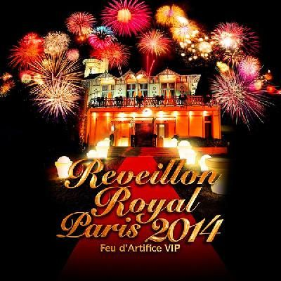 2014 Royal New Year's Eve with private #Fireworks