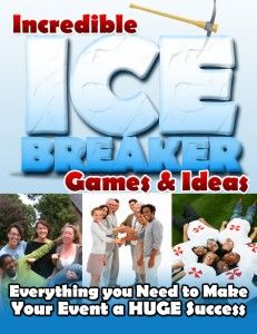 ice breaker games and ideas