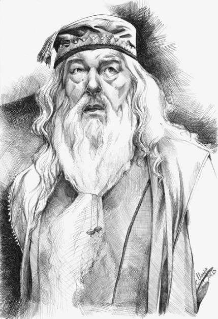 Best Drawing Harry Potter Art Albus Dumbledore 29+ Ideas | Harry potter  portraits, Harry potter art drawings, Harry potter artwork
