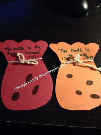 Image result for david and goliath craft ideas for 3 year ...