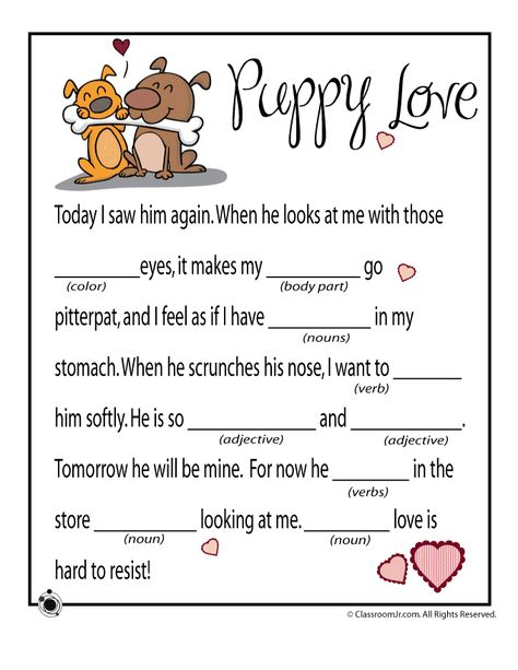 printable valentine lunch box notes