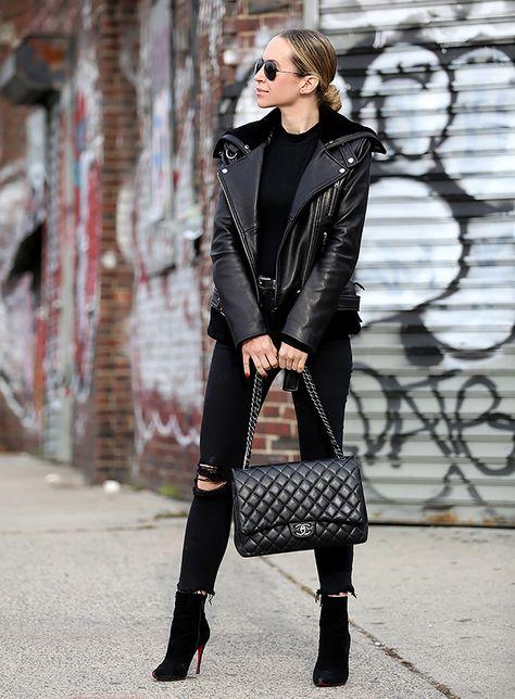 "Картинки по запросу ""black winter outfit ideas"""