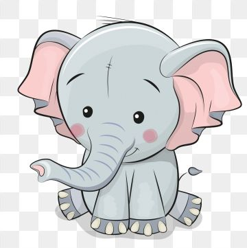 Elephant Clipart Images 1 104 Png Format Clip Art For Free Download Pngtree Baby Elephant Cartoon Cute Elephant Cartoon Cartoon Elephant