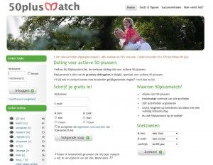 Dating Site 50plusmatch.