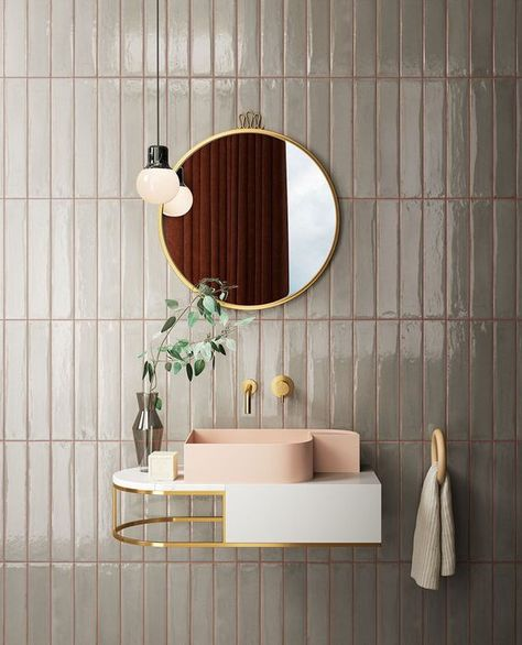 Planning a bathroom renovation? Check out the latest trends in tiles for your project. Textured finishes, patterned designs and large format tiles, the collections in this article focus on the key tile trends for 2020.