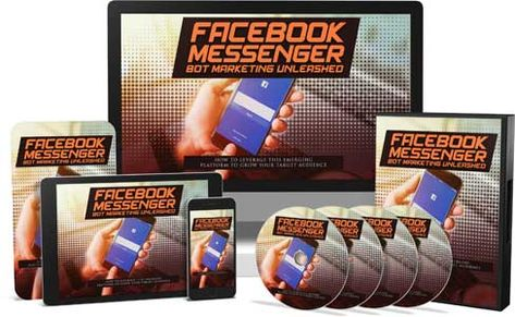 Facebook Messenger Bot Marketing Unleashed | PLR Sifu: Unlimited Access to 1000's of PLR and Resell Rights Products!