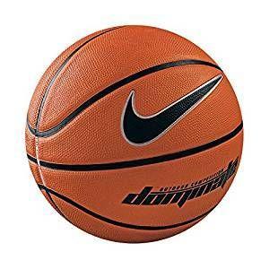 debate secuestrar padre  Nike Dominate Official Basketball (29.5), Amber, 7   Basketball ball,  Basket nike, Basketball