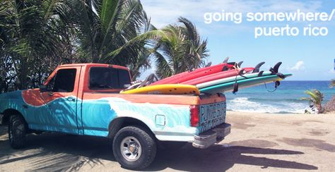going somewhere: puerto rico - our NYLON approved spring break itinerary