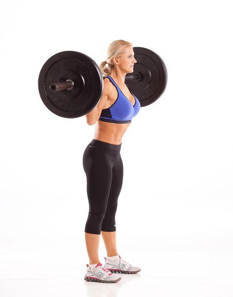 front squat versus back squat which is best? proper front squat form