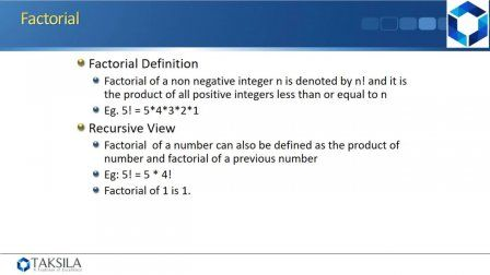 Java By Example Section 8 Recursion Social Media Design Graphics Css Tutorial Online Classes