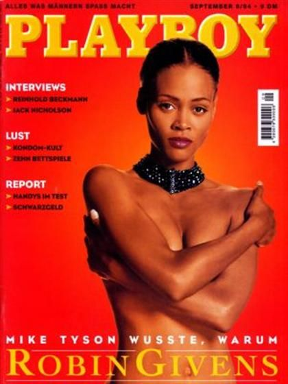Robin givens playboy pictures