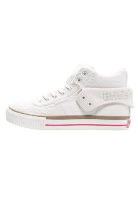 ROCO - Zapatillas altas - white/fuchsia