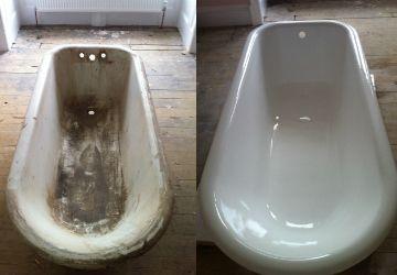 How To Re Enamel A Bathtub Mycoffeepot Org