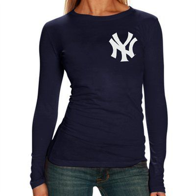 NY Yankees Triblend Tank from Wet Seal  85994f691b5