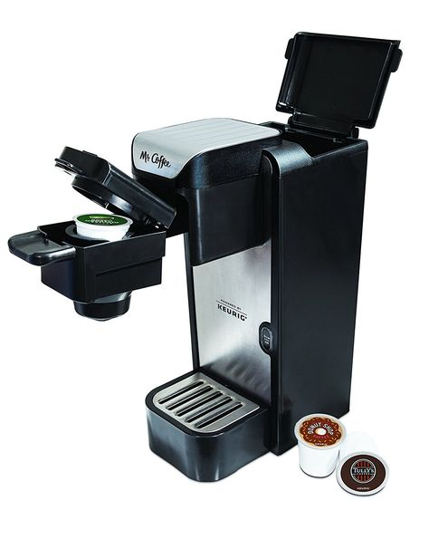 Mr Coffee K Cup Brewing System With Reusable Grounds Filter Best