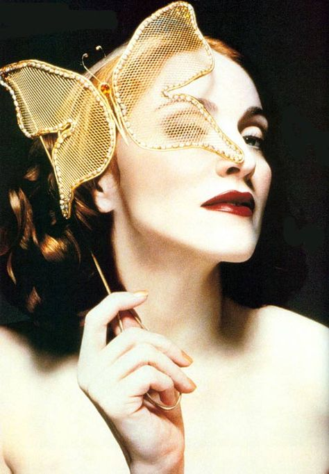 Gold and Glamour Madonna for Max Factor