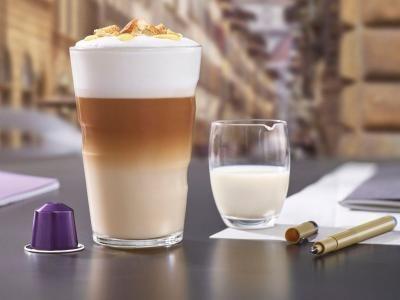 Cantuccini Pinenuts Honey Latte Macchiato Resep
