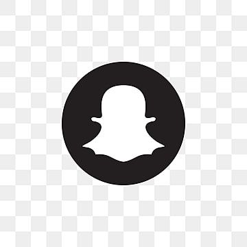 Snaptchat Icon Balck And White White Icons Snapchat Snapchat Icon Png And Vector With Transparent Background For Free Download Snapchat Icon Snapchat Logo Instagram Logo