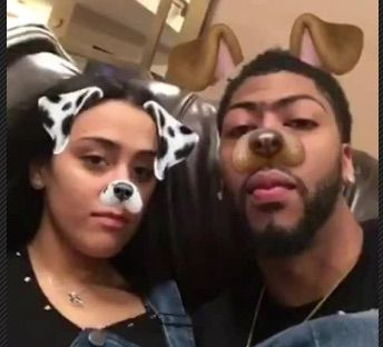 Marlen P 5 Facts About Anthony Davis Girlfriend Anthony