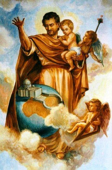 Resultado de imagen para san jose Protector de la iglesia