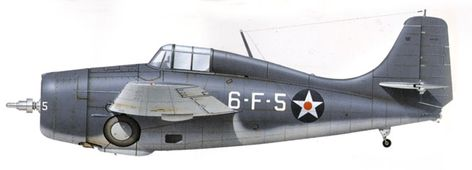 The Grumman F4F Wildcat Fighter held the line against Japan.