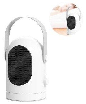 Ai CAR FUN Mini Space Heater Electric Portable Ceramic Air
