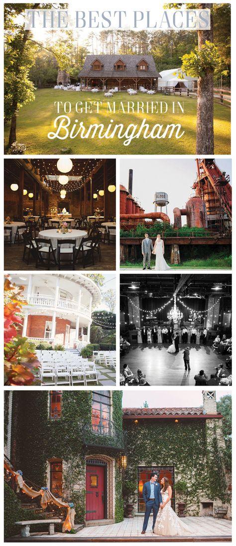 The Top 10 Wedding Venues in Birmingham