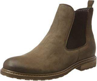 Tamaris Damen 25056 Chelsea Boots Braun Damen Frau Schuhe Damenschuhe Geschenkideen Schuhe Damen Damenschuhe Damen