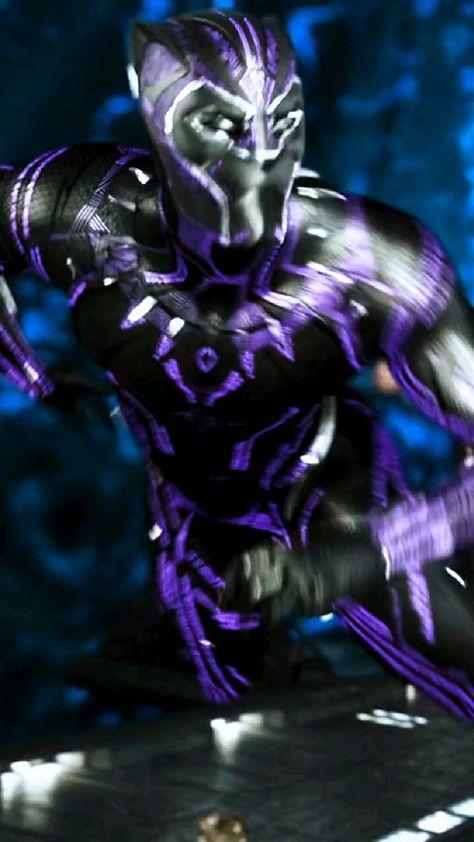 Marvel superhero Black Panther