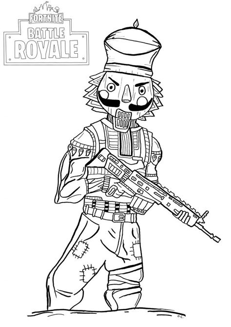 Fortnite Coloring Pages Disegni Da Colorare Disegni E Libri Da