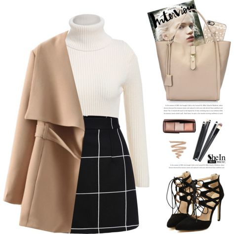 Professional work outfit ideas for 2017 Winter Mode Outfits, Winter Fashion Outfits, Work Fashion, Fall Outfits, Fashion Looks, Fashion Women, Summer Outfits, Women's Fashion, Classy Outfits
