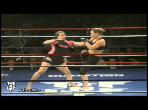 3rd amateur fight of ronday rousey, just before becoming pro   MMA WMMA