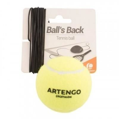 Quote Ball Is Back Quote Tennis Trainer Ball And Elastic Tennis Quotes Tennis Ball