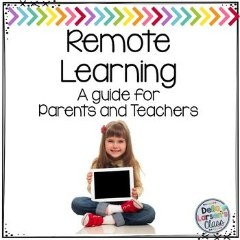 A Guide For Kindergarten Teachers Who Are Preparing For Remote Learning There Are Resources Online Kindergarten Distance Learning Education Distance Learning
