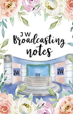 Jw Broadcasting Notes Jw Printables 9781722923013 Amazon Com Books Jw Gifts Jw Org Jw Printables Listen to free audio books of our publications in many languages. jw broadcasting notes jw printables